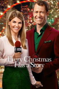 Every Christmas Has a Story as Kate Harper