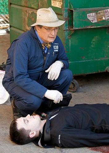 "NCIS - Season 9 - ""The Good Son"" - David McCallum"