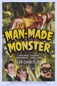 Man-Made Monster as Dr. Lawrence