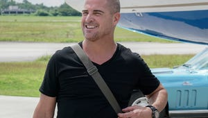 George Eads Is Reportedly Leaving MacGyver