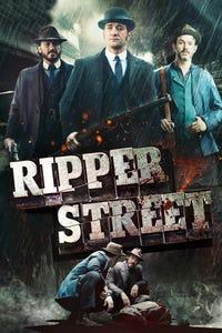 Ripper Street as Homer Jackson