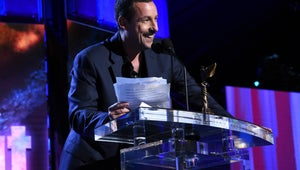 Adam Sandler Snubs the Oscars Right Back with Hilarious Independent Spirit Awards Speech