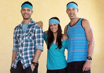 Expedition Impossible - Season 1 - AJ Gibson, Kari Gibson and Ryan Allen Carrillo