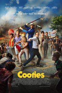 Cooties as Clint