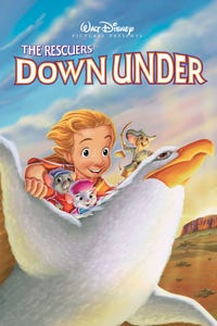 The Rescuers Down Under as McLeach