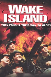 Wake Island as Wounded Marine
