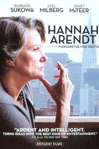 Hannah Arendt as Mary McCarthy