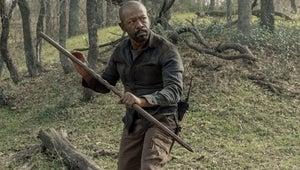Here's Who Fear the Walking Dead Stars Would Like to Meet in a Walking Dead Crossover