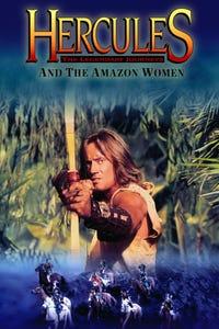 Hercules and the Amazon Women as Hippolyta