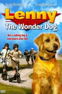 Lenny the Wonder Dog as Dr. Island