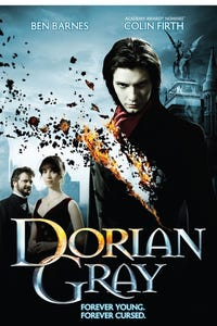 Dorian Gray as Lord Henry Wooton