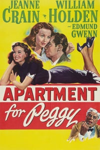 Apartment for Peggy as Salesman