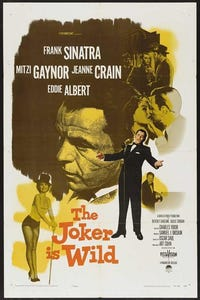 The Joker Is Wild as Martha Stewart