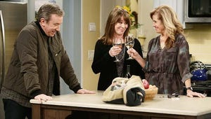 First Look: Home Improvement's Tim Allen and Patricia Richardson Reunite on Last Man Standing