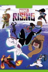 Marvel Rising: Heart of Iron as Carol Danvers/Captain Marvel