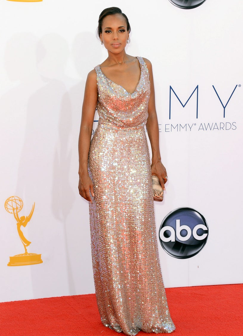 Kerry Washington - 4th Annual Primetime Emmy Awards in Los Angeles, September 23, 2012