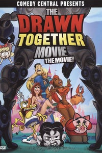 The Drawn Together Movie: The Movie! as I.S.R.A.E.L.
