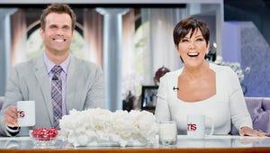 Kris Jenner Picks Cameron Mathison as Her First Kris Cohost