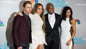 Jennifer Lopez's World of Dance Has Derek Hough, Ne-Yo and One Very Big Prize