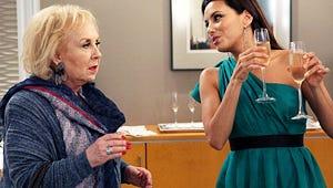 Keck's Exclusives: Doris Roberts Gets Desperate