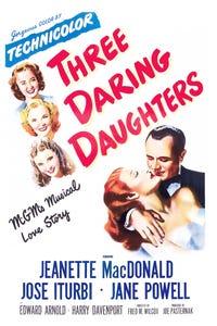 Three Daring Daughters as Tess Morgan