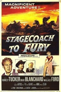 Stagecoach to Fury as Sheriff Ross