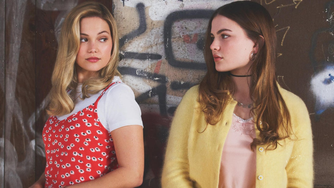 Olivia Holt and Chiara Aurelia, Cruel Summer