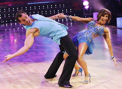 Dancing with the Stars - Season 6 - Cristian de la Fuente, Cheryl Burke