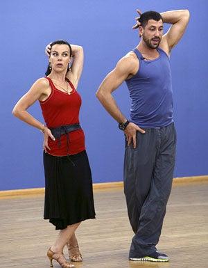 Dancing With The Stars - Season 9 - Debi Mazarand Maksim Chmerkovskiy