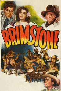 Brimstone as Brimstone 'Pop' Courteen