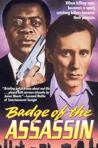 Badge of the Assassin as Robert K. Tanenbaum