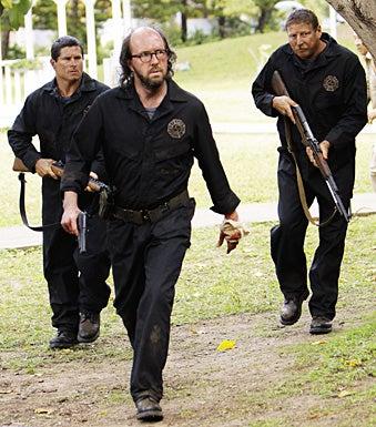 "Lost - Season 5 - ""The Variable"" - David Wessel, Eric Lange, Joseph Golonka"