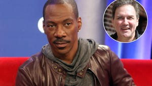 Norm Macdonald: Eddie Murphy Refused to Play Bill Cosby on SNL 40th Anniversary Special