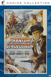 The Phantom Stagecoach as Mr. Wiggins