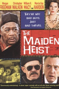 The Maiden Heist as George