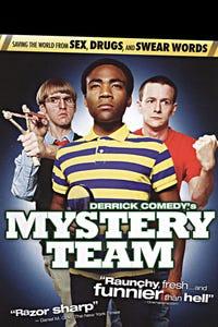 Mystery Team as Jason