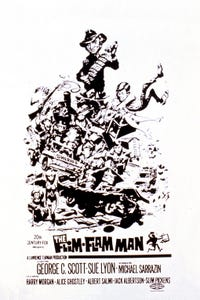 The Flim-Flam Man as Curley