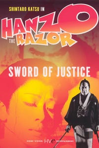 The Razor: Sword of Justice as Magobei 'Snake' Onishi