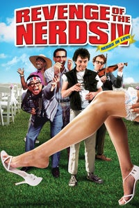 Revenge of the Nerds IV: Nerds in Love as Lewis