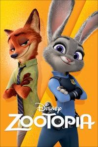 Zootopia as Benjamin Clawhauser