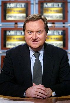 Meet the Press - Host, Tim Russert