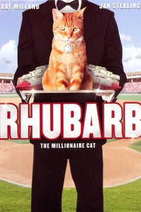 Rhubarb as Eric Yeager