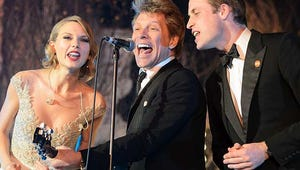 VIDEO: Watch Taylor Swift, Bon Jovi and Prince William Sing Live!