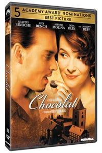 Chocolat as Vianne Rocher