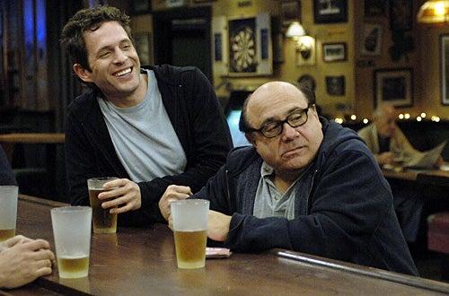 It's Always Sunny in Philadelphia - Season 3 - Glenn Howerton, Danny Devito