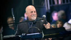 Adorbs! See the First Photo of Billy Joel's New Baby