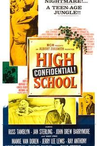 High School Confidential as David Wingate