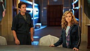 This Stargirl Sneak Peek Shows Luke Wilson's Pat Dugan Confronting Courtney About Stealing JSA Trinkets