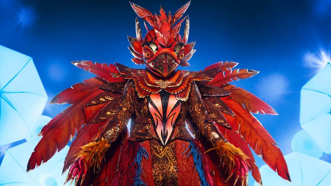 Phoenix, The Masked Singer
