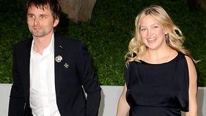 Kate Hudson and Matt Bellamy Name Their Newborn Son